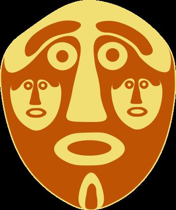 Logo Dreigesicht